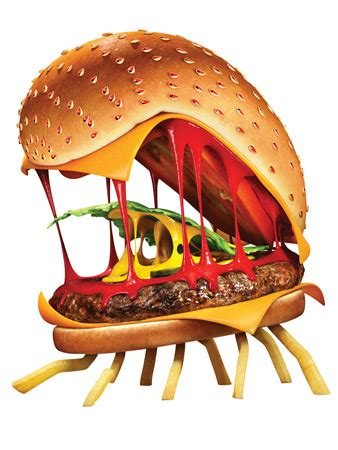 Cloudy with a Chance of Meatballs 2 - The Cheespider