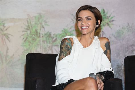 "Ruby Rose was sleeping on an air mattress before ""Orange"