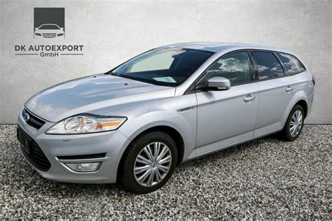 Ford Mondeo 2,0 TDCi 140 Trend stc