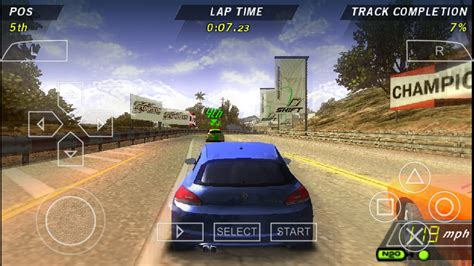 Need For Speed Shift PSP ISO Free Download & PPSSPP