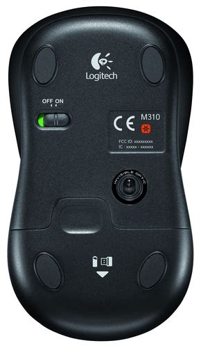 Wireless Mouse M310t - Logitech Support