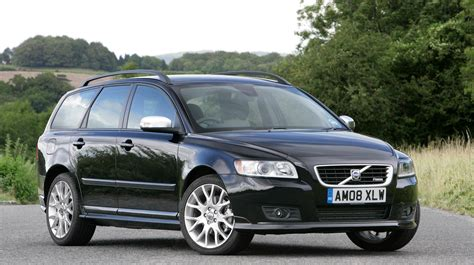 Volvo V50 Estate (2004 - 2012) Features, Equipment and