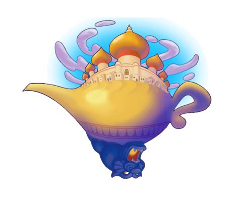 Agrabah (KH:FTS) - Enough fan-made Information to fill