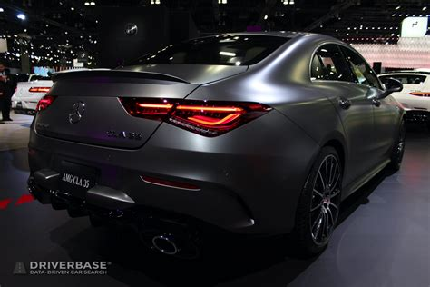 2020 Mercedes-Benz AMG CLA 35 at the 2019 Los Angeles Auto