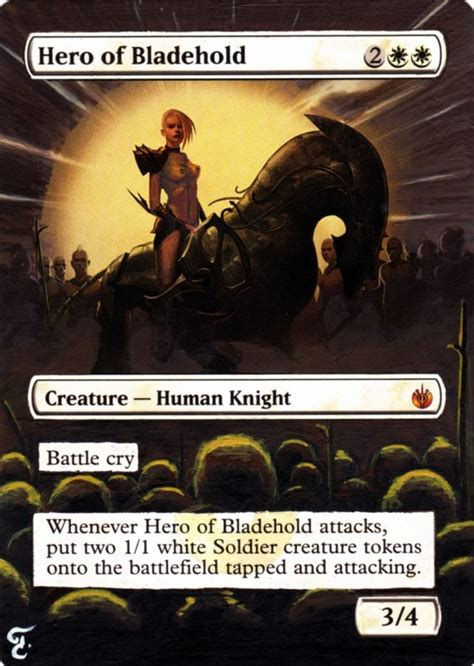 Sexy Magic: The Gathering Card Alters By Tila – Nerd Porn!