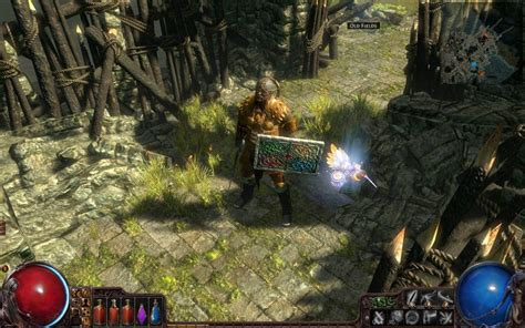Path of Exile Marauder Builds Guide - Ground Slam, Dual
