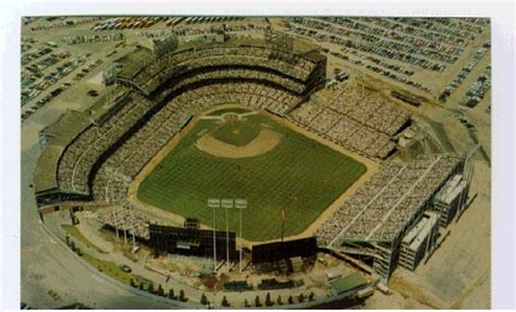 Metropolitan Stadium - history, photos and more of the