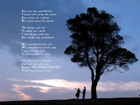 22 Best Collection I Love You Poems – The WoW Style