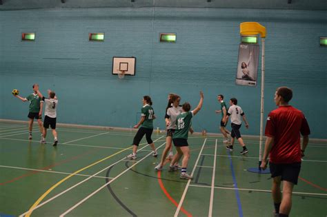 Exeter City triumph in korfball derby against Exeter Uni