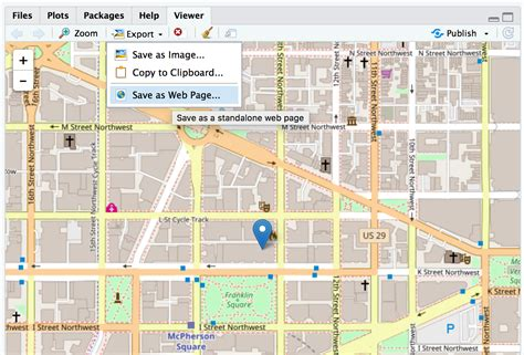Interactive maps with Leaflet :: Journalism with R