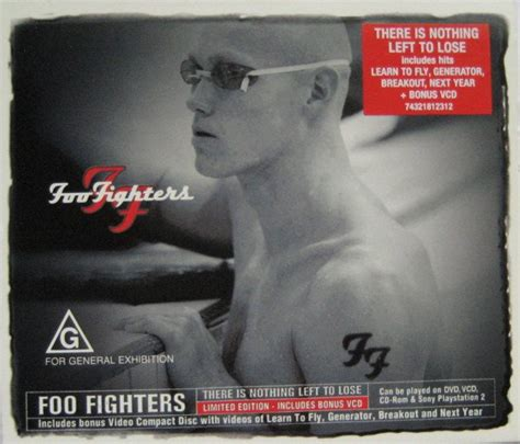 Foo Fighters - There Is Nothing Left to Lose Lyrics and