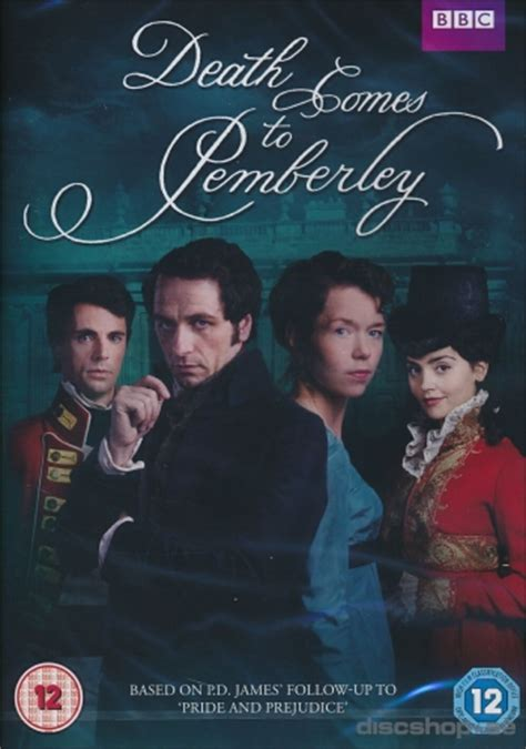 Death Comes to Pemberley (Import) - DVD - Discshop