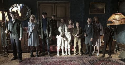 Miss Peregrine's Home for Peculiar Children: New Trailer