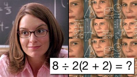 What does '8 ÷ 2(2 + 2)' equal? The viral maths tweet