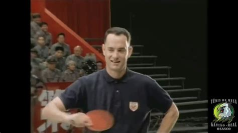 Forrest Gump Ping Pong - YouTube