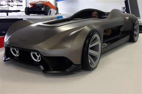 Degree Show In Pictures: Automotive + Transport Design