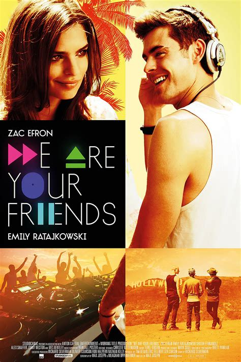 We Are Your Friends DVD Release Date | Redbox, Netflix