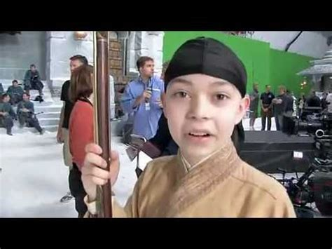 The Last Airbender Movie Update 18 AANG FOR A DAY - YouTube
