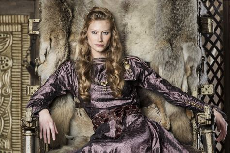 Exclusive Interview - Alyssa Sutherland from Vikings | Man