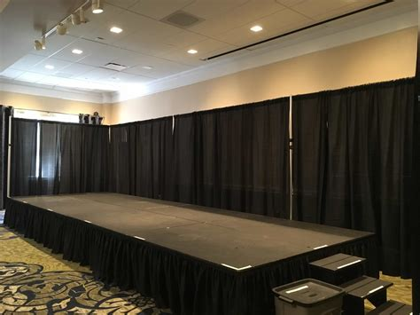 Portable Stage Rentals in NJ- CMT Sound Systems