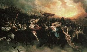 The Powerful Valkyries as Icons of Female Force and Fear