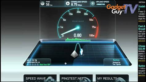 Mobile broadband speed test: Telstra 4G vs Vivid Wireless