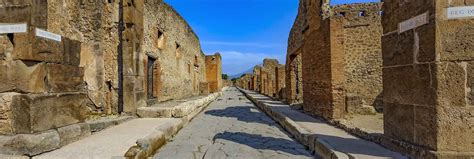 Pompeii - Naples: Our Offers