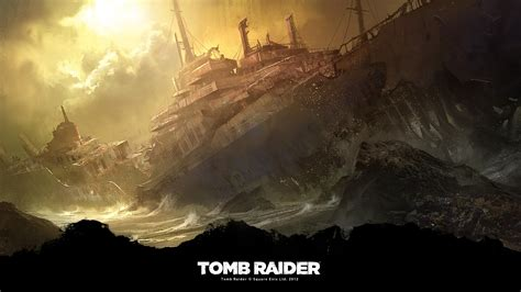 Tomb Raider A Survivor Is Born Wallpapers | HD Wallpapers