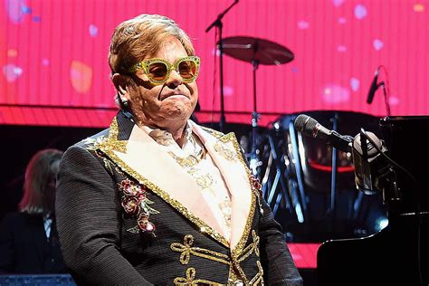 Elton John Called a 'Coward' by Music Publisher's Son