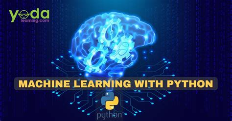 Machine Learning with Python | Yoda Learning Online Courses