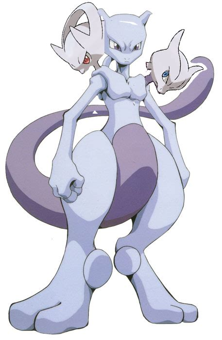 Mewtwo was made to be the strongest pokemon in the world