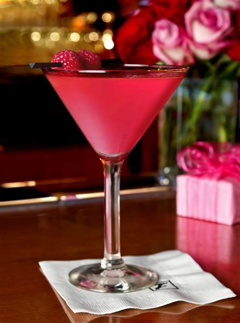 7 Valentine's Day Cocktails to Mix Up for Your Groom