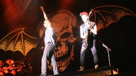Avenged Sevenfold - This Means War Rock in Roma 19/06/2014