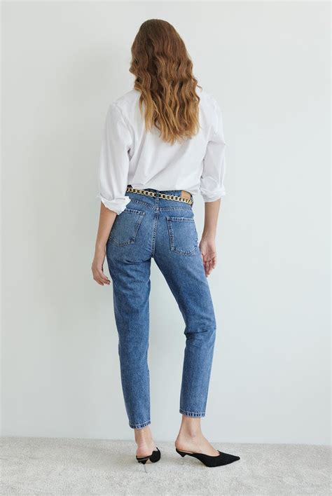 Dagny mom jeans, Mom jeans - Trendy jeans - Gina Tricot