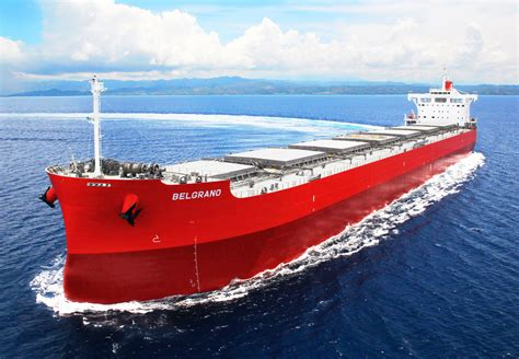 """Delivers the Group's 213rd """"KAMSARMAX"""" Bulk Carrier"""