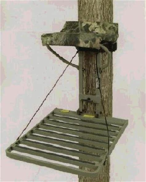 CPSC, API Outdoors Announce Recall of Hunting Treestands