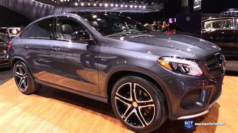 2016 Mercedes-Benz GLE-Class GLE 450 AMG Coupe - Exterior