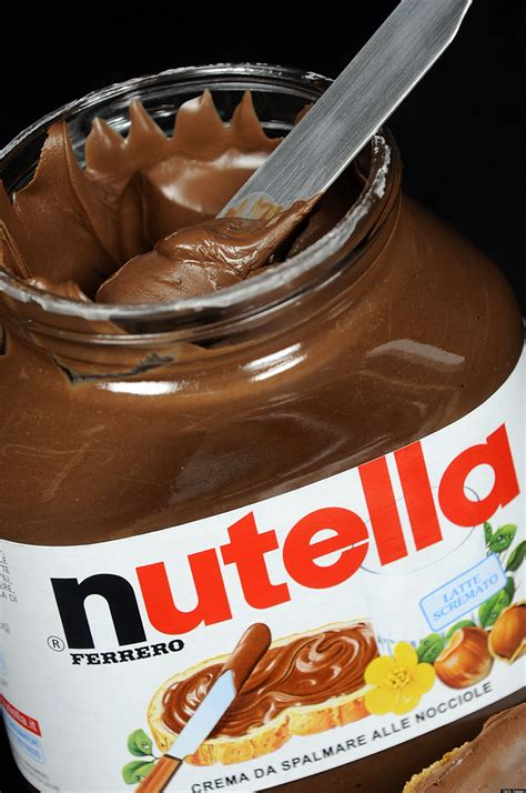 Sara Rosso, Nutella Superfan, Gets Cease-And-Desist Letter