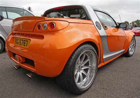 Smart Roadster and Roadster Coupe 2003-2006