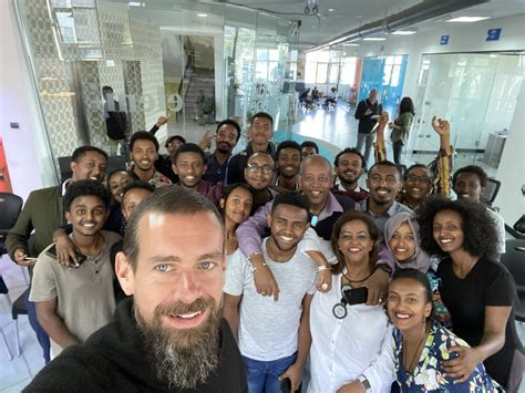 Why Twitter CEO Jack Dorsey Is Moving To Africa In 2020