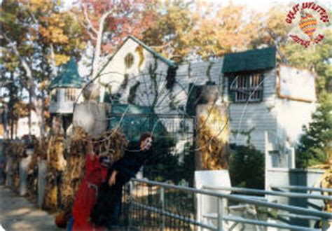 Original Haunted House at Six Flags Great Adventure