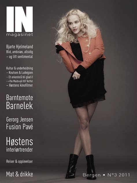 IN Bergen Høst 2011 by IN magasinet - Issuu