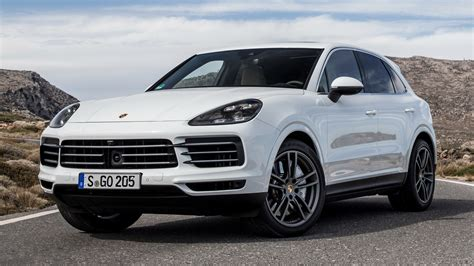 2017 Porsche Cayenne S - Wallpapers and HD Images | Car Pixel