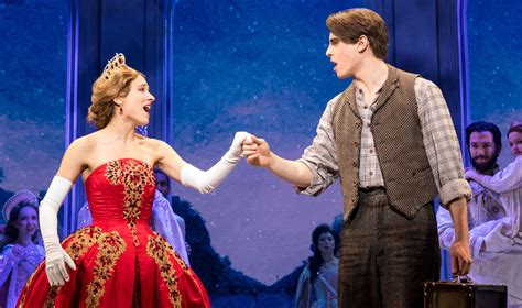 Broadway's 'Anastasia' – Check Out Brand New Production