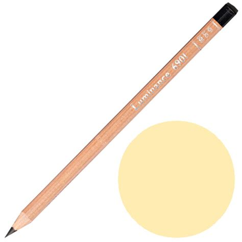 Caran d'Ache: Primerose - Luminance Single Pencil, 1/Pkg