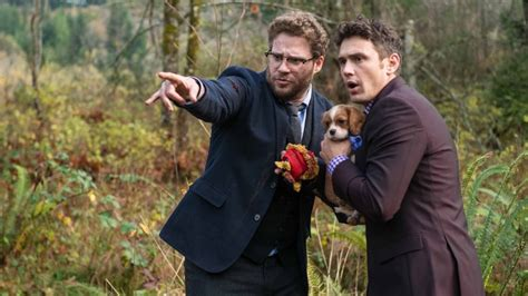James Franco and Seth Rogen Are Developing a '90s Teen