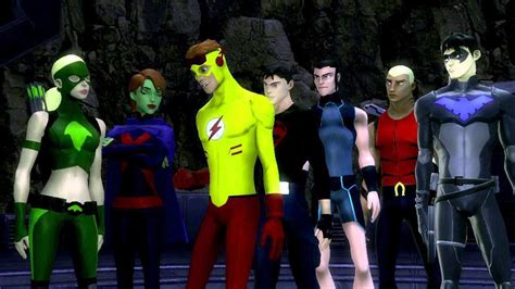 Young Justice Legacy - PS3 - Games Torrents