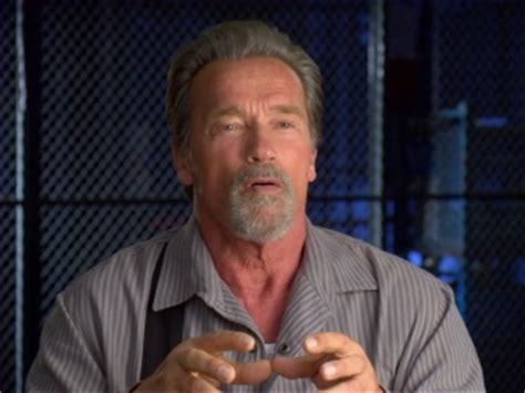 Escape Plan: Arnold Schwarzenegger On What The Film Has To