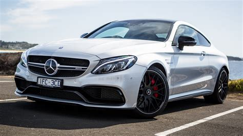 2016 Mercedes-AMG C 63 S Coupe (AU) - Wallpapers and HD