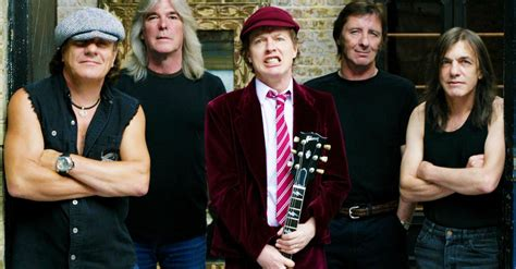 Is A Former Member Of AC/DC Plotting A Return? | Society